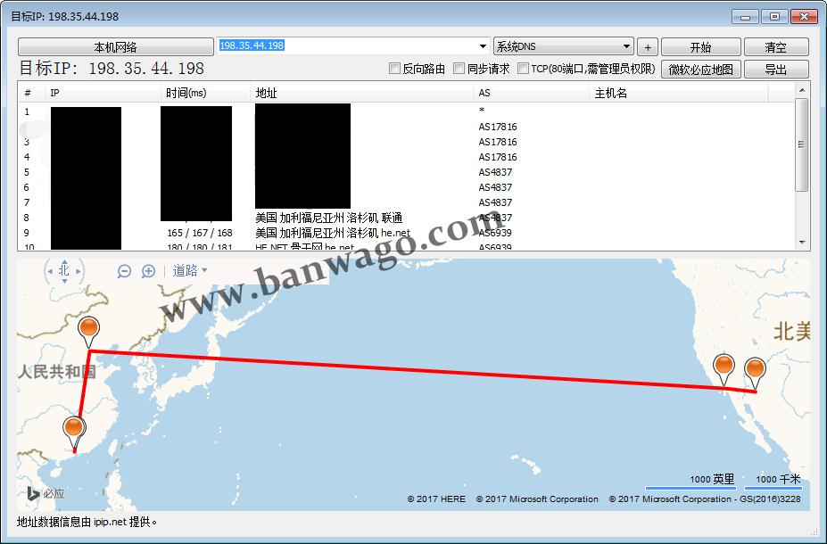 搬瓦工VPS凤凰城数据中心个人体验评测